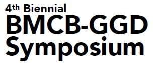 BMCB-GGD Symposium 2018 logo