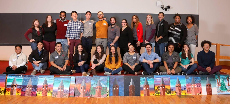 Grad School Ambassadors 2018